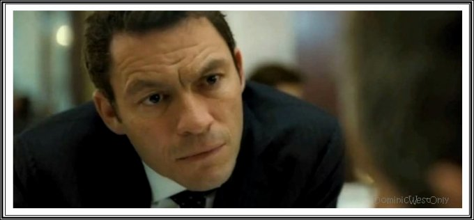 -- Dominic West dans Johnny English -- video pour le film ici