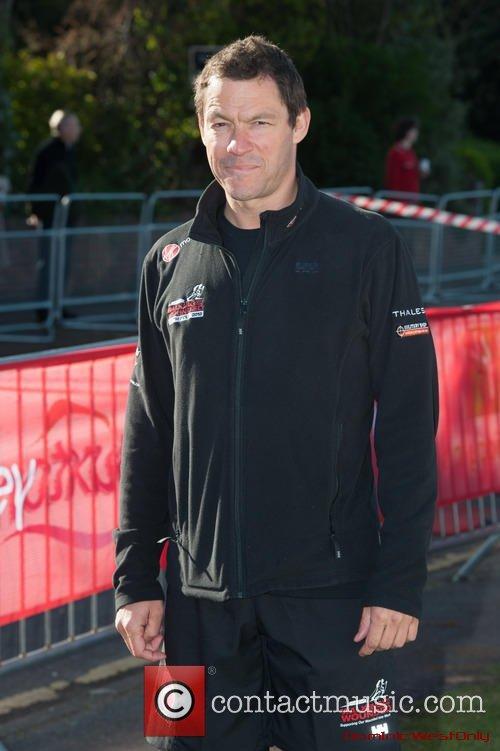 Dominic à un Marathon