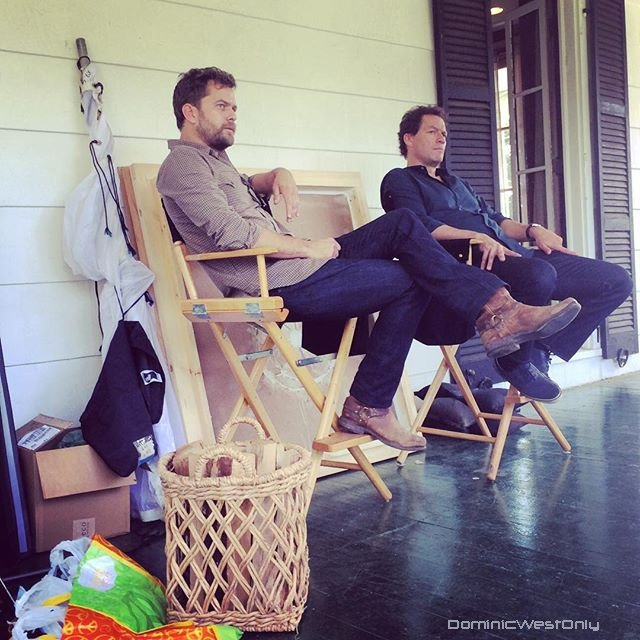 Dominic / Noah avec Josh Jackson / Cole  , Saison 1 The Affair