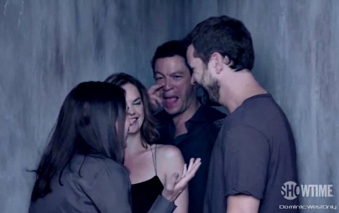 -- The affair saison 2 , video spécial tournage -- les captures de groupe --