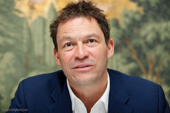 DOMINIC WEST at The Affair Press Conference in New York #1