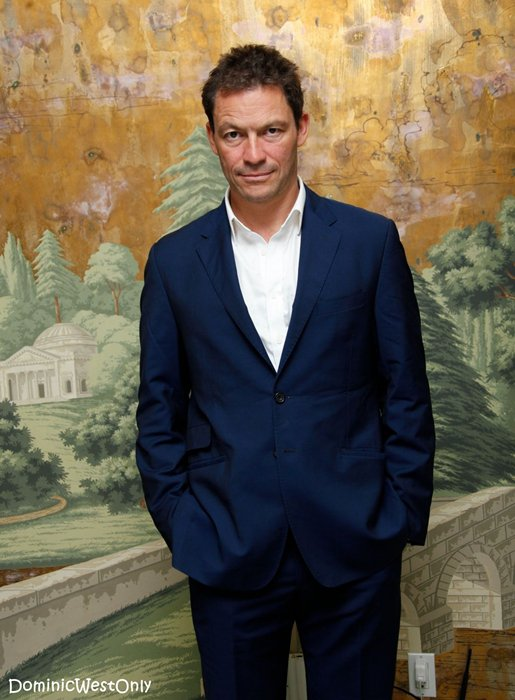 DOMINIC WEST at The Affair Press Conference in New York #2