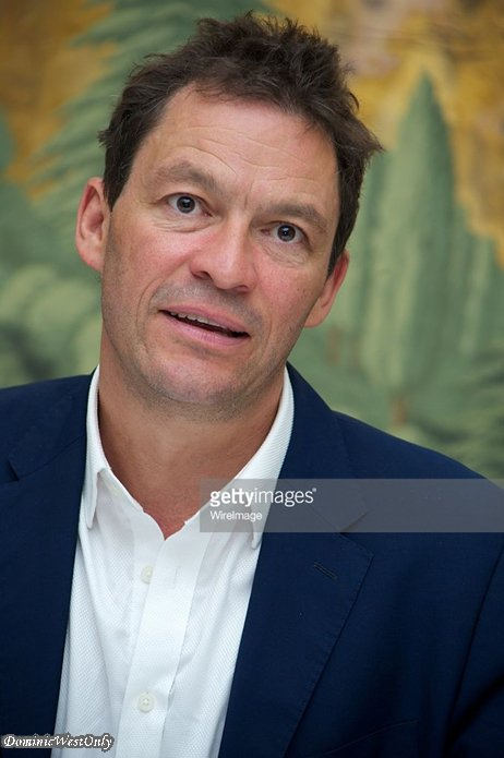 DOMINIC WEST at The Affair Press Conference in New York #3