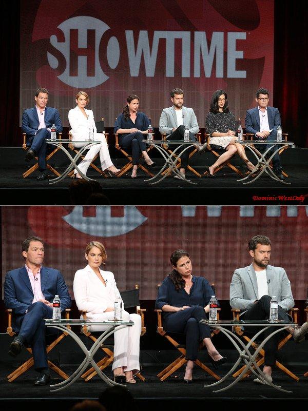 ---TCA  summer 2015 the Affair photos du cast---
