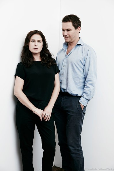 --TCA summer 2015 the Affair Dominic West et Maura Tierney --