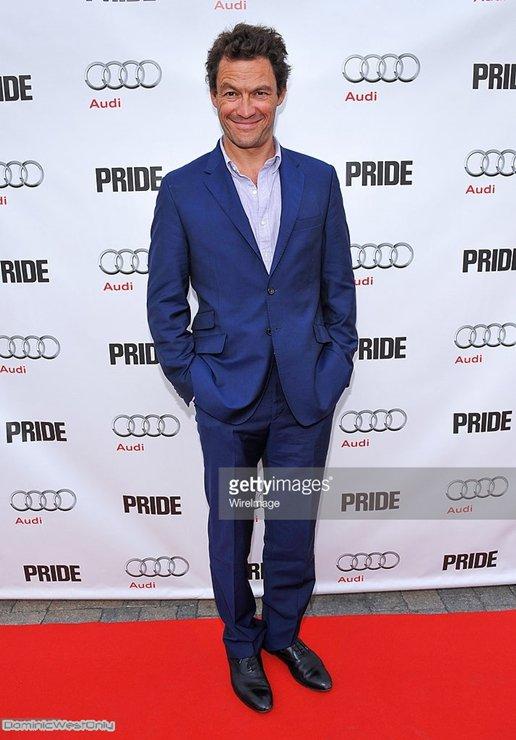 -- Photos Printemps 2014 pour le Film Pride  --