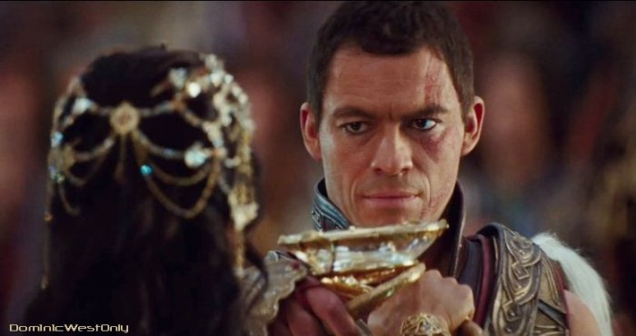 Avis de Dominic West sur le Film John Carter