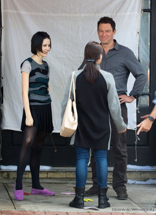 -- Photos du cast The affair -- en Septembre
