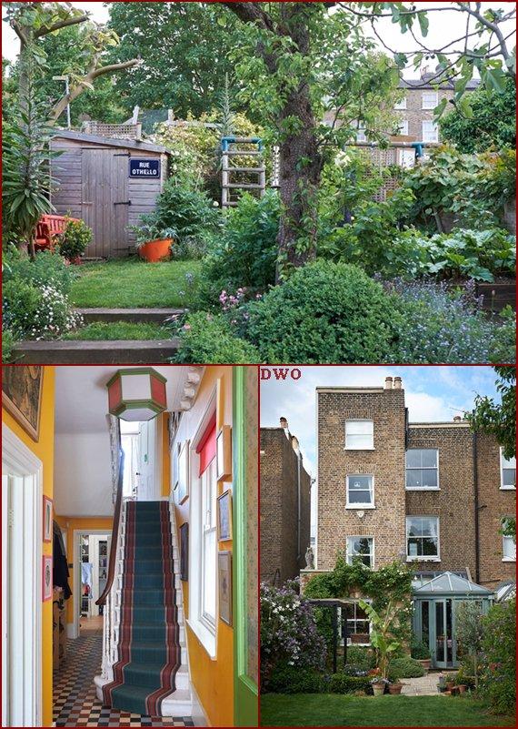 -- Dominic West : visitez ma maison ! --