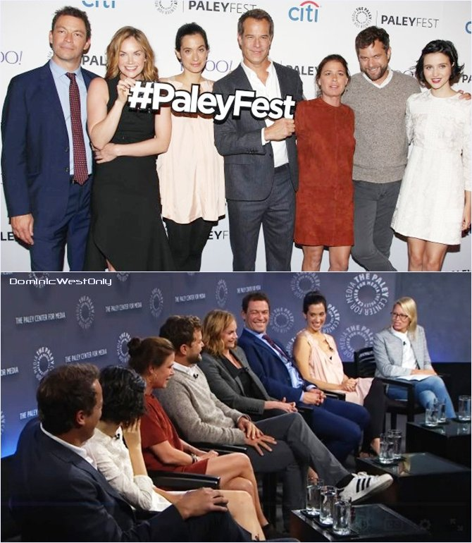 Le PaleyFest 2015 The Affair le cast