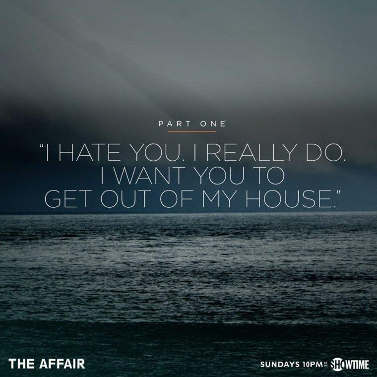 The affair épisode 6 de la saison 2....