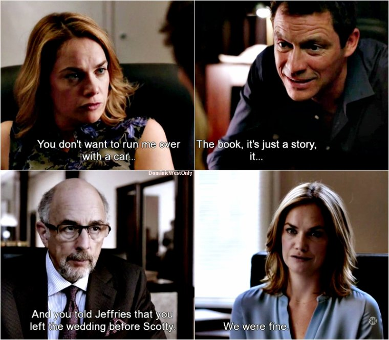 The affair épisode 7 de la saison 2....Alison