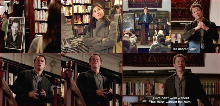 The affair épisode 8 de la saison 2...Helen