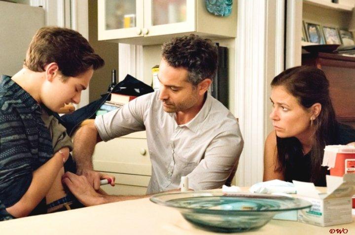 The affair épisode 9 de la saison 2...videos promo + stills