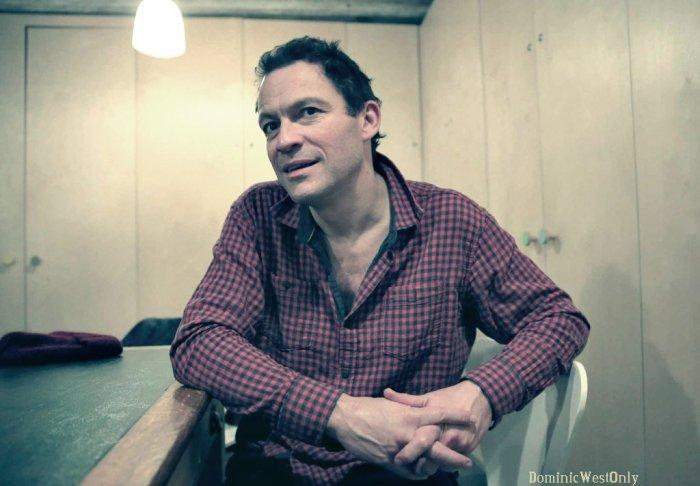 Photos  de Dominic ,interview London