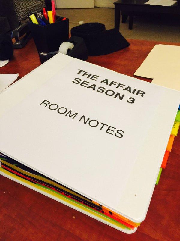 The affair saison 3 , ça se précise