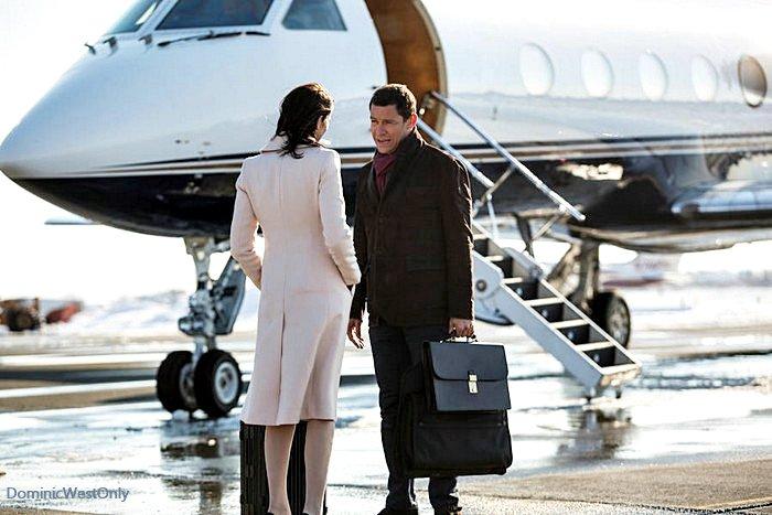 --Dominic pour  le film Money Monster--
