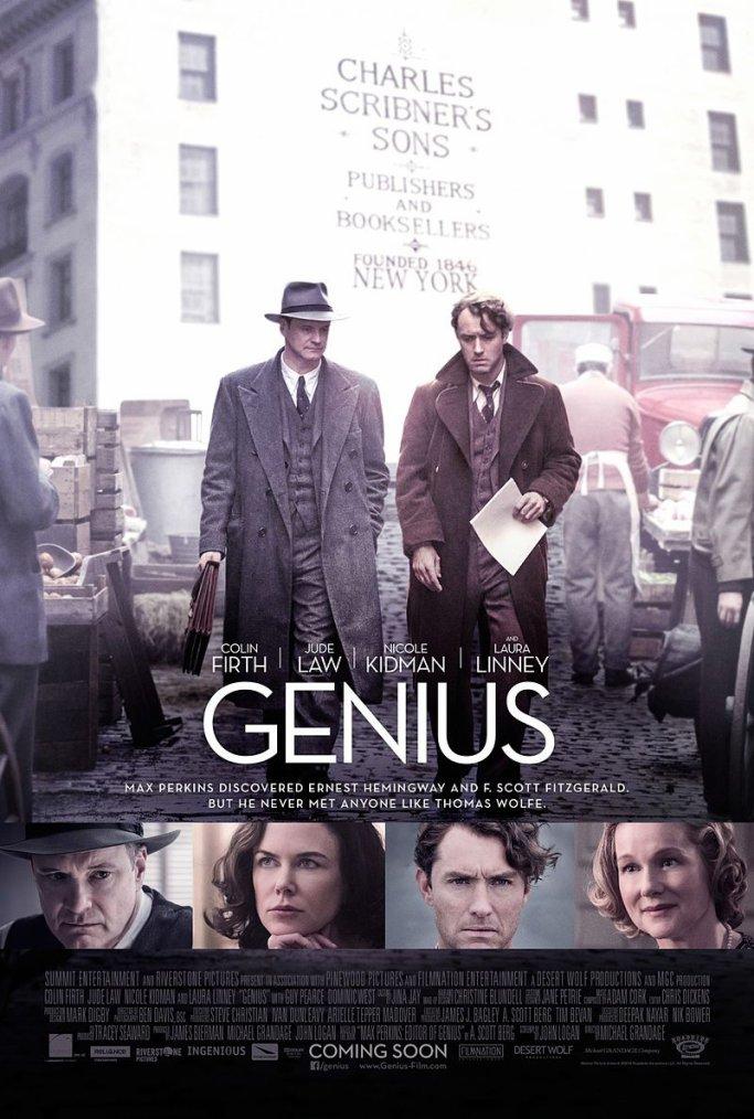 -- Dominic West dans Genius --