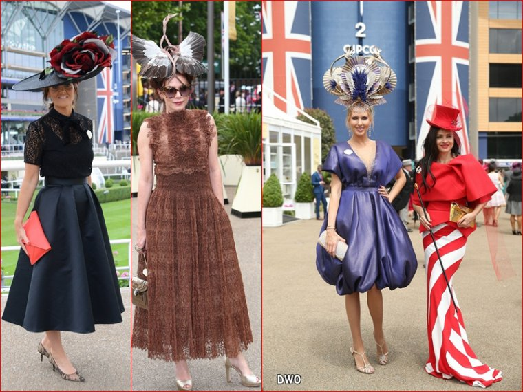 The best of Royal Ascot 2016