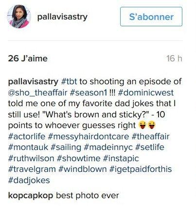 souvenir : une petite pic instagram
