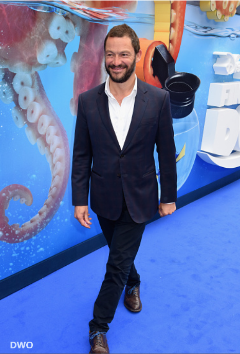 Dominic pour Finding Dory photos