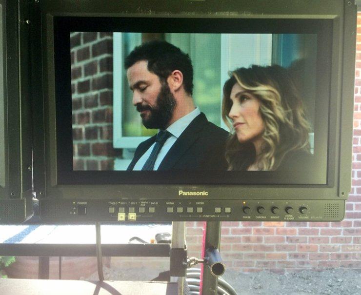 The Affair saison 3 le tournage