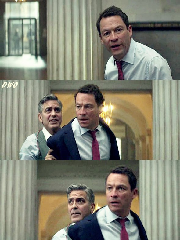 Money Monster ,le rôle de Dominic ,mon avis