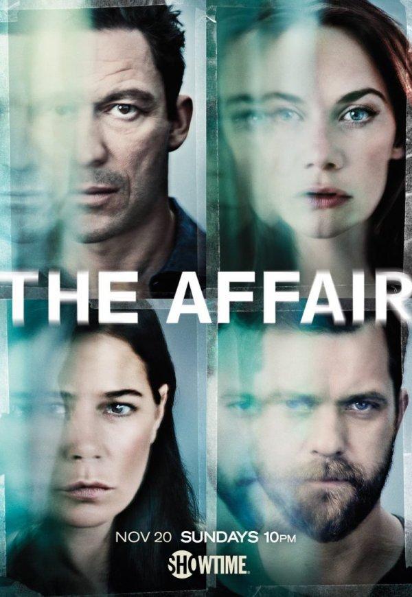 The Affair saison 3 vidéo Ruth et Dominic et une vraie promo enfin