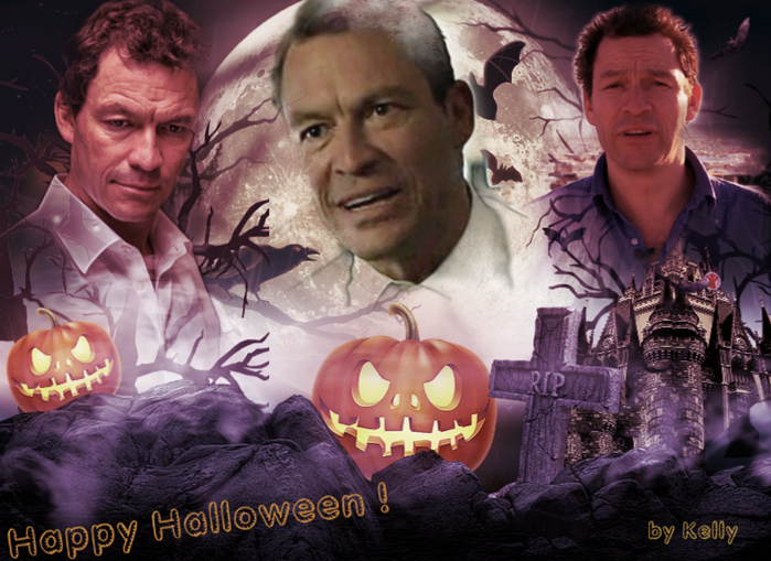 Happy Halloween avec Dominic West