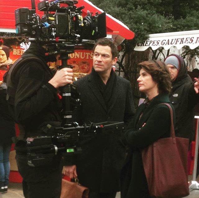 photos de tournage The Affair ,Noah