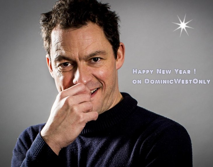 Happy New Year on DominicWestOnly