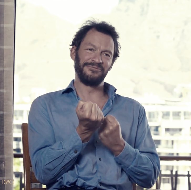 Dominic West pour Jameson First Shot