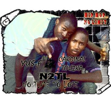 """N2TL""  #NO TIME TO LOSE# (PAS DE TEMPS A PERDRE)"