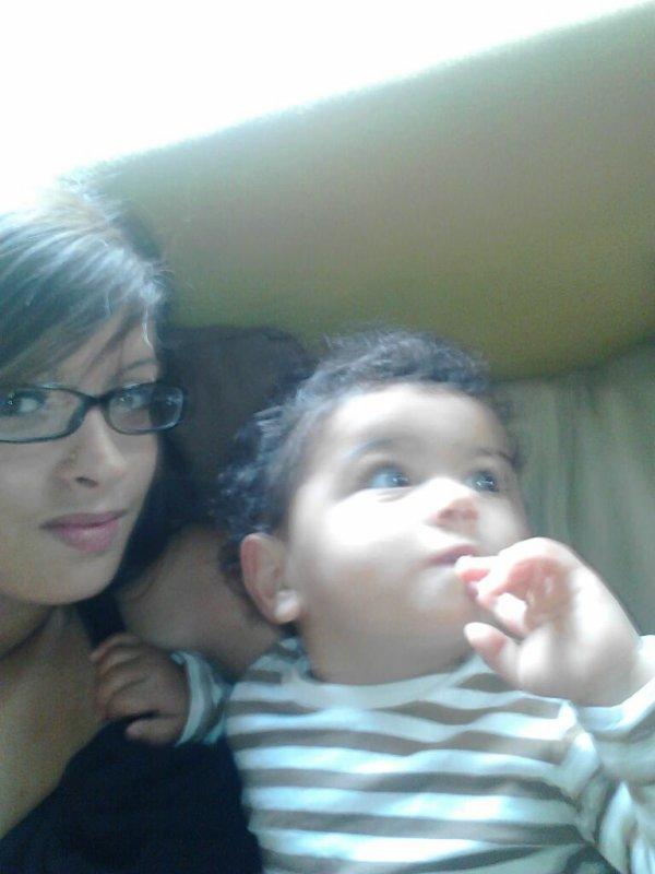 Mon petit homme et moi