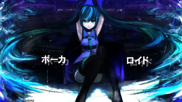 Wallpapers n°6 -Original (Vocaloid)- (Fond d'écran)