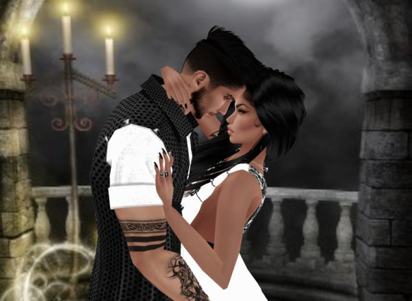 tt en te prenant ds mé bras en te regardant ds lé yeux ***ns sommes habitué lun a lautre... ns lisons nos pensée ns savon ce ke lautre veut sans mm avoir a le demander je réalise a kel point jsuis chanceux de partager s'monde avec toi tu continue a me fasciner et a minspirer... tu es lobjet de mon désir JTM tendrement princesse ***notre amour est béni tu es ma precieuse colombe ** Forever
