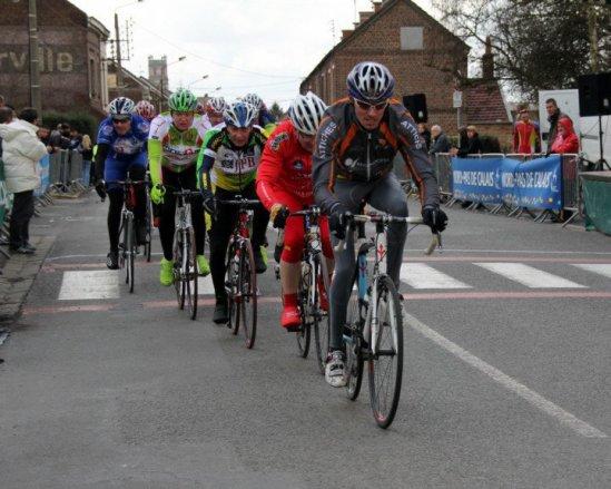 Harnes course route ufolep : dimanche 28 fevrier 2011