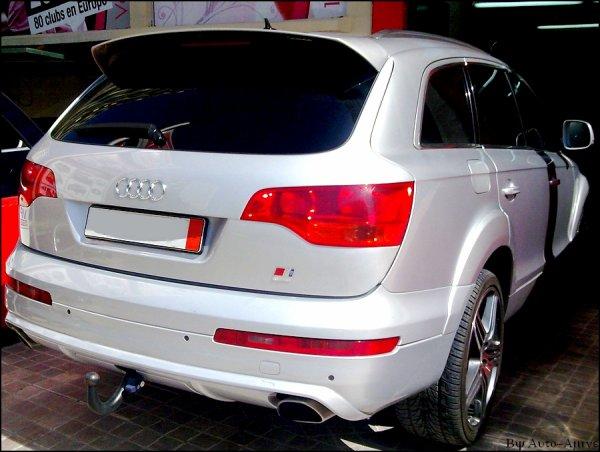 Audi RS7 Caractère