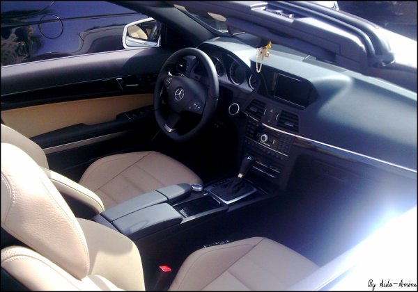 Mercedes-Benz E350 Cabriolet