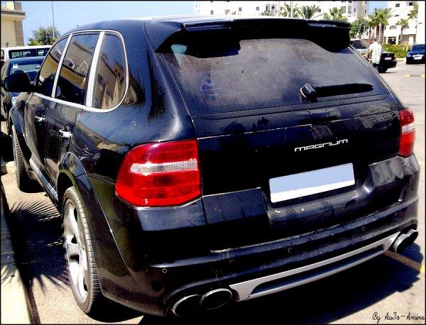 Porsche Techart Magnum Cayenne TuRbO