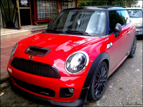mini cooper s john cooper works tuning kit willkommen in. Black Bedroom Furniture Sets. Home Design Ideas