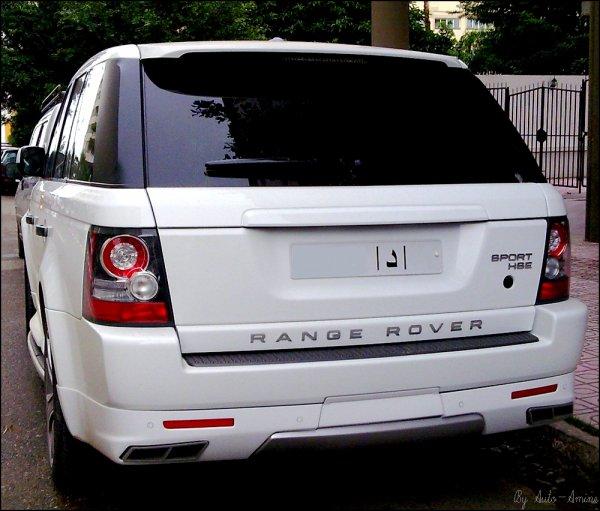 Land Rover Range Rover Sport Startech