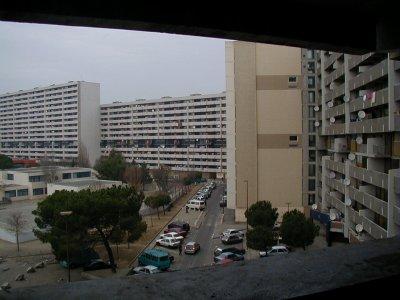vu du balcon dché moi