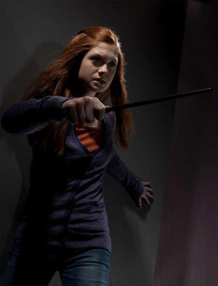 Photoshoot de Ginny Weasley