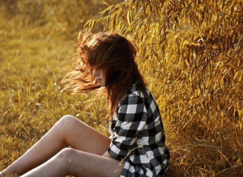 Tu étais la raison de mon sourire, tu es devenu la cause de mes larmes.