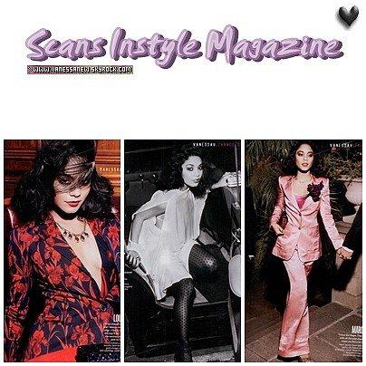 -  Instyle magazine  - Scans du magazine Instlyle pour Mars 2011+Shoot de Vanessa pour le magazine Details ♥  Vanessa parle de sa relation avec Zac :« Nous sommes toujours amis, mais ne savez pas ce que l'avenir nous réserve.» -