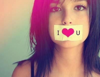 Être fort, c'est aimer quelqu'un en silence ! ♥