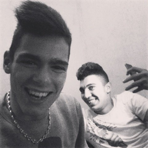 Avec Amine !