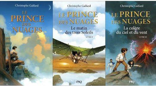 """Le livre du mois : """"Le Prince des Nuages"""""""