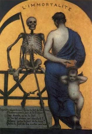 """Spiritualité et immortalité: différents concepts de """"vie éternelle"""""""